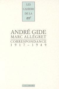 Correspondance, 1917-1949