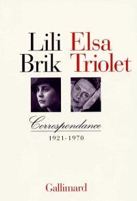 Correspondance, 1921-1970