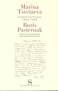 Correspondances : 1922-1936