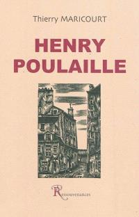 Henry Poulaille : 1896-1980