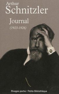 Journal : 1923-1926; Suivi de Lettres
