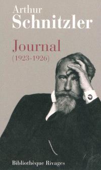 Journal (1923-1926); Suivi de Lettres