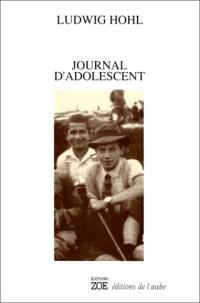 Journal d'adolescent