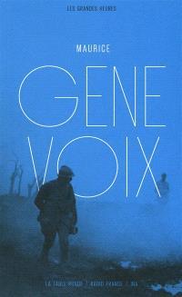 Maurice Genevoix : l'harmonie retrouvée