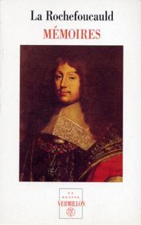 Mémoires; Apologie de M. le prince de Marcillac; Portraits