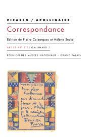Pablo Picasso, Guillaume Apollinaire : correspondance