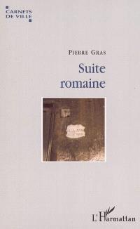 Suite romaine