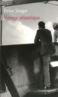 Voyage atlantique : journal de voyage