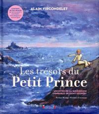 Les trésors du Petit Prince : archives de la succession Consuelo de Saint-Exupéry