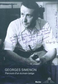 Georges Simenon : parcours d'un écrivain belge