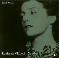 Louise de Vilmorin : un album
