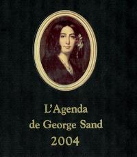 L'agenda de George Sand, 2004