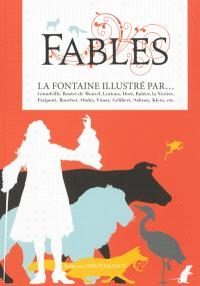 Fables : La Fontaine illustré