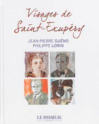 Visages de Saint-Exupéry