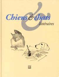 Chiens et chats littéraires