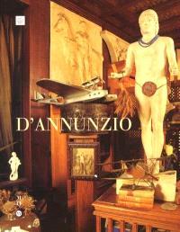 D'Annunzio (1863-1938) : exposition, Paris, Musée d'Orsay, 9 avr.-15 juil. 2001