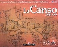 Grandes pages de la canso : 1208-1219, chanson de la croisade contre les hérétiques d'Albigeois ou Cathares