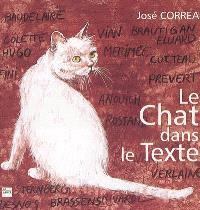 Le chat dans le texte