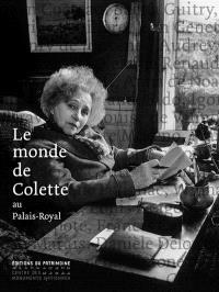 Le monde de Colette au Palais-Royal