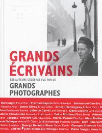 Grands écrivains : les auteurs célèbres vus par de grands photographes