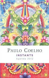 Instants : agenda 2012
