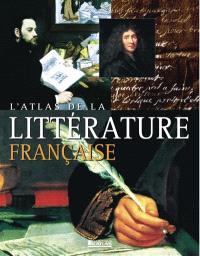 L'atlas de la littérature française