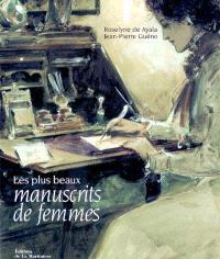 Les plus beaux manuscrits de femmes