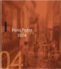 Paris poète : agenda 2004