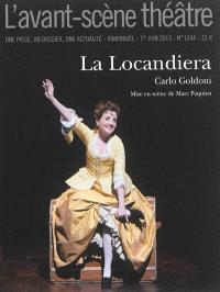 Avant-scène théâtre (L'). n° 1344, La Locandiera