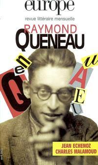 Europe. n° 888, Raymond Queneau