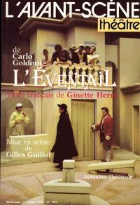 Avant-scène théâtre (L'). n° 863, L'éventail