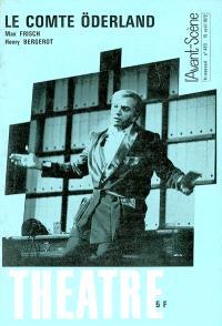 Avant-scène théâtre (L'). n° 493, Le comte Oderland
