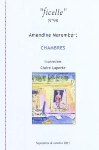 Ficelle. n° 98, Chambres