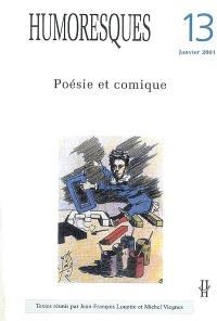 Humoresques. n° 13, Poésie et comique