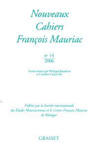 Nouveaux cahiers François Mauriac. n° 14