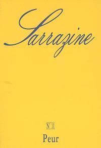 Sarrazine. n° 11, Peur