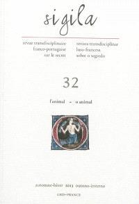 Sigila. n° 32, L'animal = O animal
