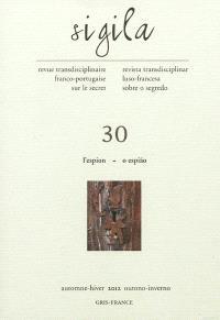Sigila. n° 30, L'espion = O espiao