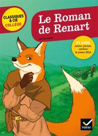 Le roman de Renart : anthologie