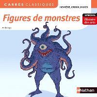 Figures de monstres : anthologie