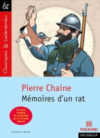 Mémoires d'un rat : extraits choisis; Les commentaires de Ferdinand, ancien rat de tranchées : extraits choisis