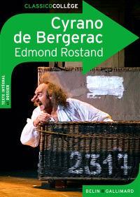 Cyrano de Bergerac : comédie héroïque en cinq actes, en vers