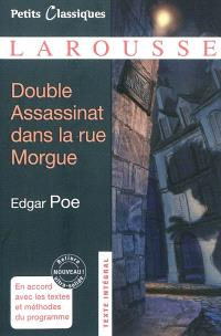Double assassinat dans la rue Morgue; La lettre volée