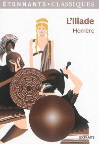 L'Iliade : extraits
