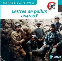 Lettres de poilus : 1914-1918