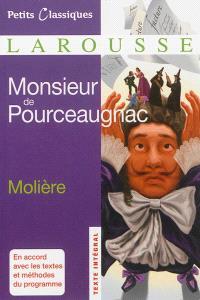 Monsieur de Pourceaugnac : comédie-ballet