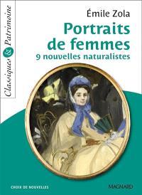 Portraits de femmes : 9 nouvelles naturalistes