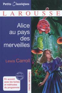 Alice au pays des merveilles : conte