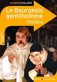 Le bourgeois gentilhomme : comédie, ballet