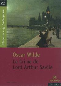 Le crime de Lord Arthur Savile